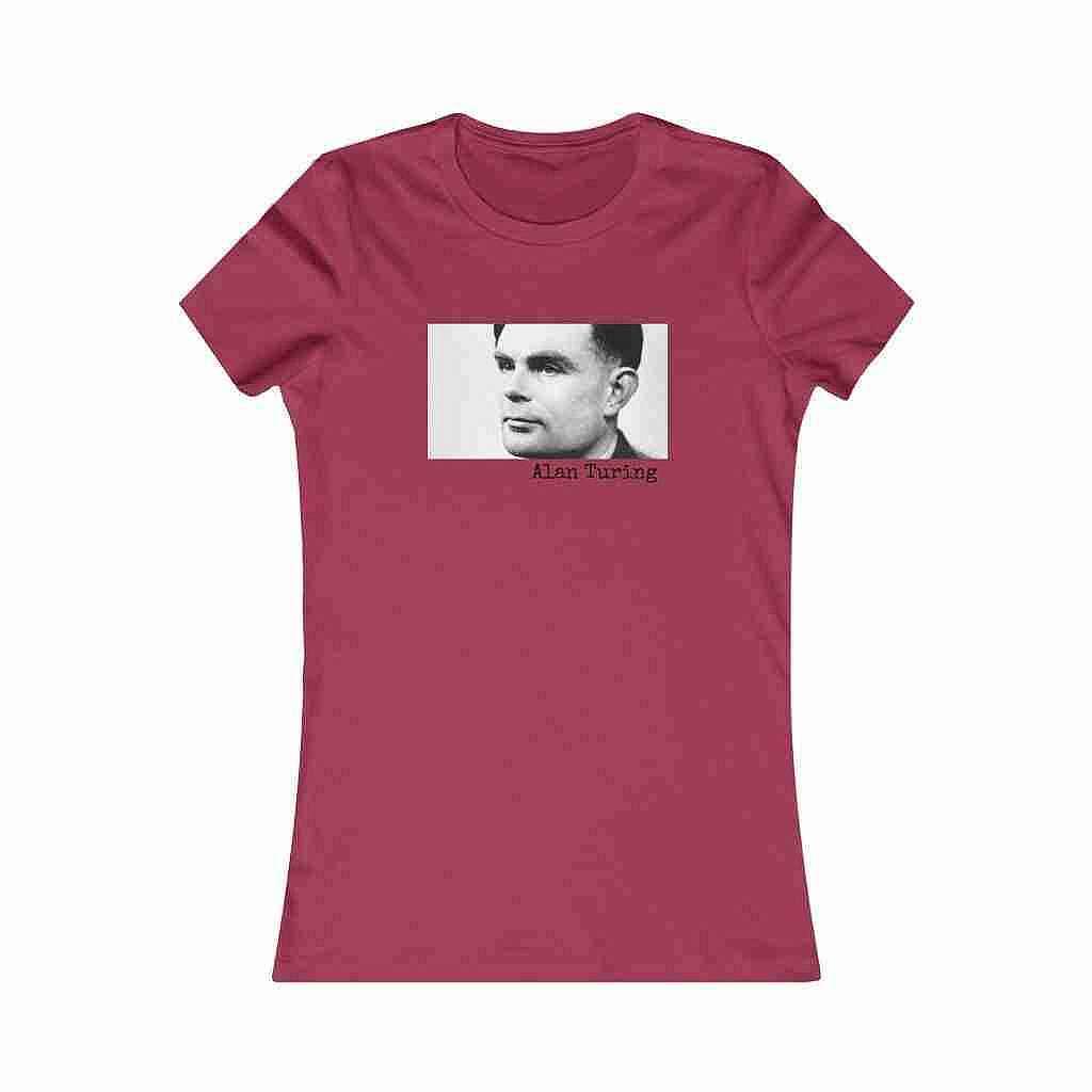Alan Turing Codebreaker T-shirt